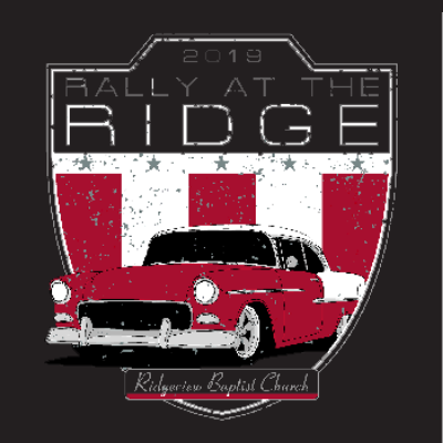 Rally at the Ridge Logo
